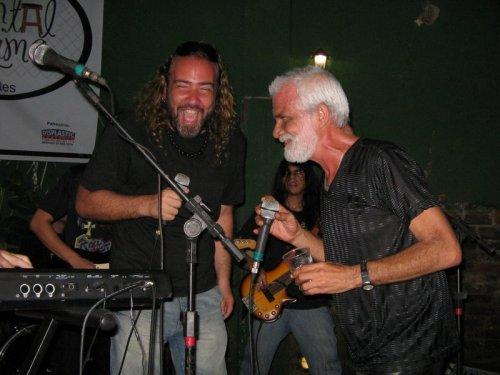 Lula Côrtes e Bluestamontes