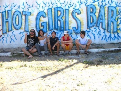 Bluestamontes Blues Band (no Hot Girls Bar, quando em viagem para Juazeiro do Norte)